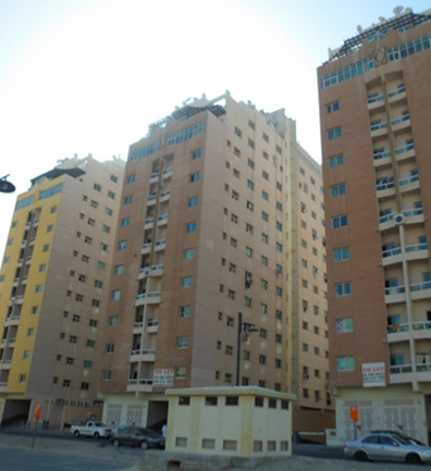 G+12 Residential Building at Al Nahda Second(3 Nos.)