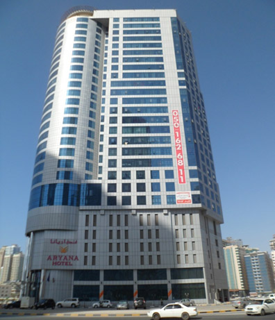 G+25 Res Bldg + Office Complex + Hotel